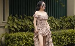 """Khoe dáng quá nuột, Phượng Chanel được Vũ Khắc Tiệp nức nở khen """"có bờ vai đẹp nhất Việt Nam"""""""
