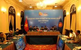 Việt Nam chủ trì Hội nghị trực tuyến quan chức quốc phòng ASEAN
