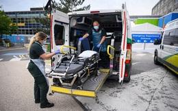 Covid-19: Giật mình với số ca tử vong ở các viện dưỡng lão Anh và Xứ Wales