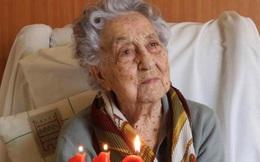 Cụ bà Tây Ban Nha 113 tuổi chiến thắng COVID-19