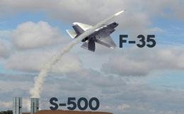 """Tên lửa S-500 Nga sẽ biến hàng loạt vũ khí Mỹ như Patriot, THAAD, F-35 thành đồ """"tối cổ""""?"""