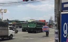 Đoàn 'xe vua' chở than ở Đồng Nai bị xử phạt gần 550 triệu đồng