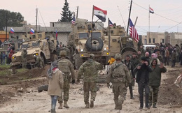 """Giãy giụa dưới """"bàn tay phù thủy"""" của Nga, Mỹ & Israel tính tung quân ép chết Iran ở Syria?"""