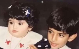 Lộ hình ảnh Thái tử đẹp nhất Dubai và người vợ tựa nữ thần lớn lên cùng nhau từ tấm bé, từ nhỏ đã có nét phu thê