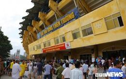 Nam Định xin mở cửa Thiên Trường trong trận gặp HAGL ở Cup Quốc gia