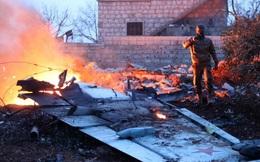 Su-25 Nga rơi ở Syria, vinh danh phi công đơn độc đọ súng với phiến quân: Quyết không hàng
