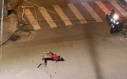 Kinh hoàng cảnh chém nhau, một thanh niên rớt cánh tay rồi tử vong