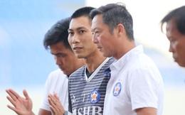 Thủ môn Tuấn Mạnh ra mắt đồng đội tại CLB Đà Nẵng