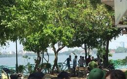 Hà Nội: Phát hiện thi thể người đàn ông nổi trên mặt hồ Tây