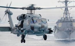 """Đối phó Trung Quốc là ưu tiên số 1, Mỹ """"biếu không"""" trực thăng săn ngầm cho Ấn Độ"""