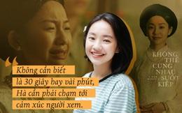 Cô gái đóng vai Thứ phi Mộng Điệp trong MV của Hoà Minzy: 30 giây và 2 ngày tự khiến mình cô đơn