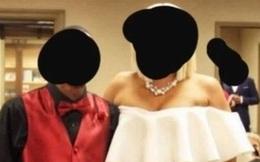 Mẹ chồng cố tình phá đám con dâu trong ngày cưới, nhưng gặp ngay thợ ảnh cao tay