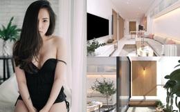 """Sau 4 năm ly dị không tiền và nhà, Lý Phương Châu khoe căn hộ riêng """"ngập tràn màu hạnh phúc"""""""
