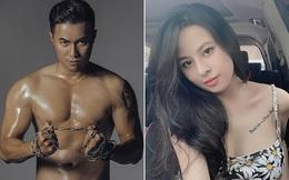 Chân dung bạn gái xinh đẹp, kém 16 tuổi của siêu mẫu Quang Hòa