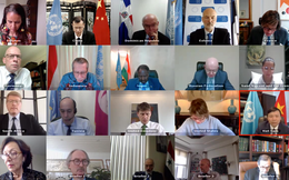 Các nước HĐBA ủng hộ giải pháp chính trị cho tình hình tại Syria