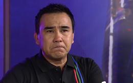 """MC Quyền Linh: """"Người ta nói nghệ sĩ chúng tôi diễn, động tí là khóc"""""""
