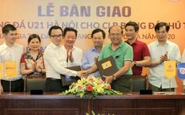 Lãnh đạo VFF: Bầu Hiển tặng đội U21 Hà Nội cho Phú Thọ FC là đúng quy chế