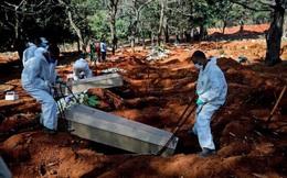 Chống dịch khác người, Brazil trở thành ổ dịch lớn thứ 3 thế giới