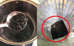 Trưa nóng nấu nồi chè đỗ đen, cô gái phạm sai lầm nghiêm trọng, không thể cứu vãn