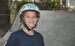 """Cậu bé 11 tuổi gây choáng váng với kỷ lục trượt ván """"1080 độ"""", thành tích đến ngay cả những tay chơi chuyên nghiệp lão luyện nhất cũng chào thua"""