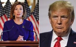 """Bị mỉa mai cân nặng, ông Trump nói Chủ tịch Hạ viện Mỹ có """"vấn đề thần kinh"""""""