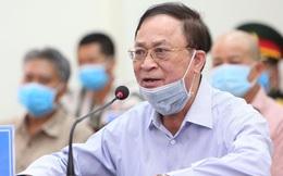 """Đô đốc Nguyễn Văn Hiến nói lời sau cùng: """"Tôi rất đau xót, các cấp dưới của tôi cũng vi phạm nhưng không có động cơ..."""""""