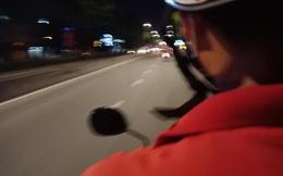 Đi bộ về nhà, cô gái gặp được tài xế xe ôm tốt bụng, câu chuyện sau đó thực sự cảm động