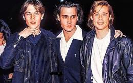 """Bức ảnh cực hiếm về ba chàng """"ngự lâm quân"""" đình đám nhất những năm 90 của Hollywood bất ngờ hot trở lại: Khoảnh khắc đắt giá hơn 2 thập niên là đây"""
