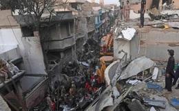 Tìm thấy hộp đen chiếc máy bay gặp nạn của Pakistan