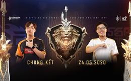 TRỰC TIẾP Chung kết Liên quân mobile: Team Flash vs SaiGon Phantom (14h00)