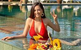 Hoa hậu Mai Phương Thúy liên tục đăng ảnh gợi cảm, hút mắt