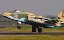 """Su-25KM: """"Bọ Cạp"""" nguy hiểm được phát triển để tiêu diệt chính vũ khí Nga"""