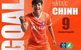 """Hà Đức Chinh trở lại rực rỡ sau cơn """"bạo bệnh"""", thêm 4 đội nối gót HAGL rời cúp Quốc gia"""