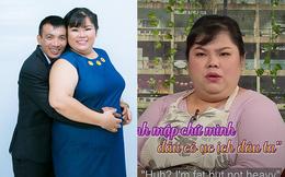 Tuyền Mập: Nặng 120kg, thiếu nước ối, cao huyết áp lúc sắp sinh con