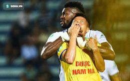 CĐV Nam Định liên tục đề nghị ban kỷ luật VFF phạt nguội cầu thủ HAGL bóp cổ đối phương