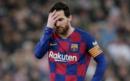 Lionel Messi thừa nhận muốn rời Barca đến đội bóng mới