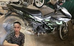 Em báo công an bắt anh trai vì bị lừa lấy xe máy, điện thoại đi cầm cố