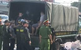 Gần 100 cảnh sát đột kích trại cai nghiện chui ở Đồng Nai, khống chế đưa về trụ sở 91 thanh niên