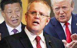 """Hơn 1 thập kỷ phân vân giữa Mỹ và TQ, Australia cần """"tỉnh ngộ"""": Nghiêng về phe nào cũng dở?"""