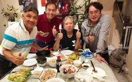 Ngôi sao võ thuật Hồng Kim Bảo giảm cân trông thấy khiến khán giả vui mừng