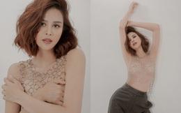 Sella Trương xuất hiện sexy sau thời gian ở ẩn