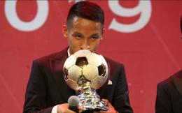 3 yếu tố giúp Hùng Dũng vượt Quang Hải, giành Quả bóng Vàng Việt Nam 2019