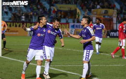 Hùng Dũng giành Quả bóng Vàng: Hà Nội FC lập kỷ lục bóng đá Việt Nam