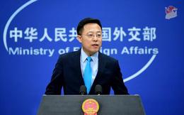 """Trung Quốc nói gì về biện pháp """"hết sức mạnh mẽ"""" của ông Trump với luật an ninh Hồng Kông?"""