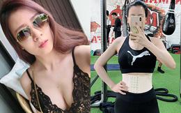 Sắc vóc vợ hai kém 8 tuổi của MC Thành Trung sau khi sinh đôi