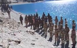 5.000 binh sĩ Trung Quốc đến biên giới với Ấn Độ, căng thẳng lên tới đỉnh điểm