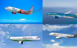 Giảm 10-20% lệ phí dịch vụ hàng không đến hết năm 2020