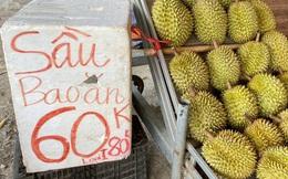 Hoa quả siêu rẻ tràn vỉa hè Hà Nội
