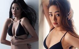 Hoa hậu Khánh Vân khoe ảnh gợi cảm