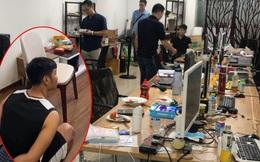 Đường dây đánh bạc 64.000 tỷ ở Hà Nội: Chỉ riêng tháng 5, lợi nhuận của nhà cái đạt 77,7 tỷ đồng